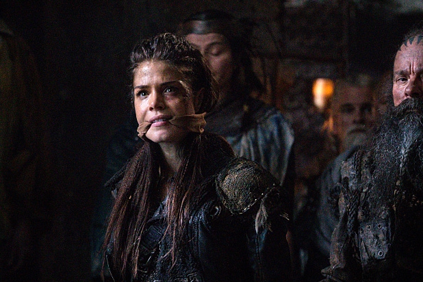 The 100 Episode 307 Octavia Marie Avgeropoulos