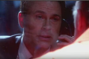 Rob Lowe in The Grinder Cold Open