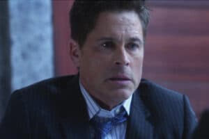 rob lowe The Grinder March 1 2016
