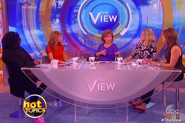 The View February 1 2016