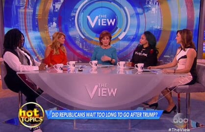 The View Feb 22 2016