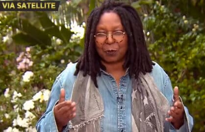 The View February 29 2016 whoopi goldberg