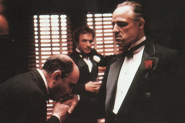 Image result for The Godfather Part II trailer reflects sheer talent