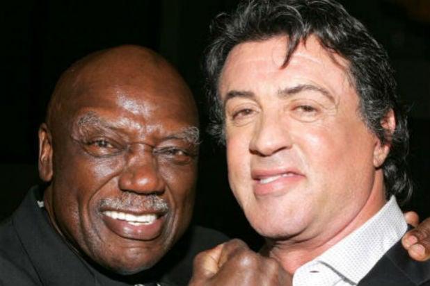 Sylvester Stallone Pays Tribute To Tony Burton