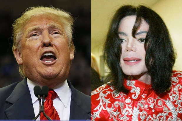 Jermaine Jackson to Trump: You're no friend of MJ