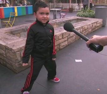 Jimmy Kimmel has kids explain what love is