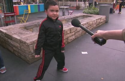 Jimmy Kimmel has kids explain what love is