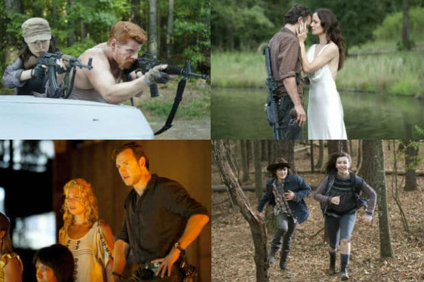 walking dead couples richonne