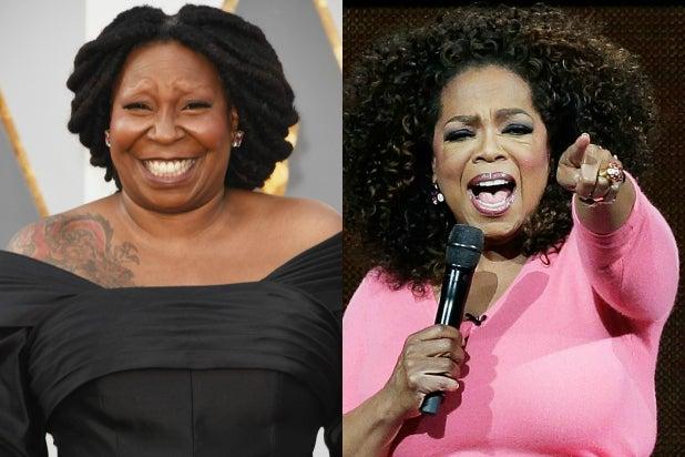 Whoopi Goldberg Oprah