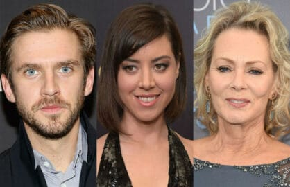 x men legion fx dan stevens aubrey plaza jean smart