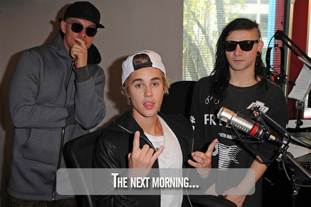 2015 Jack U Bieber Radio Launch 3.30.15 Where are U Now
