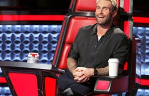 Adam Levine The Voice NBC