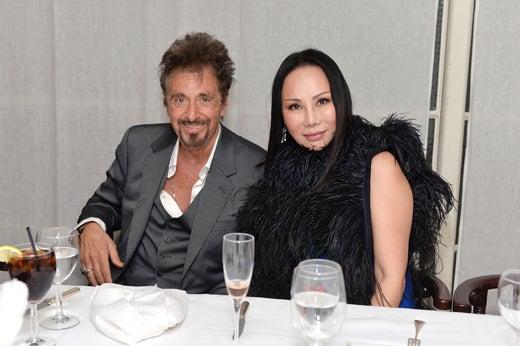 Al Pacino, Eva Chow