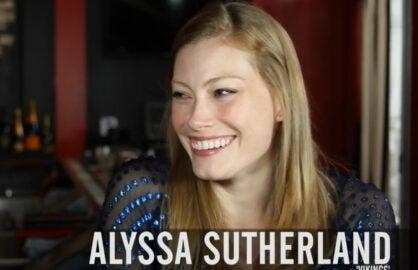 Alyssa Sutherland WrapidFire