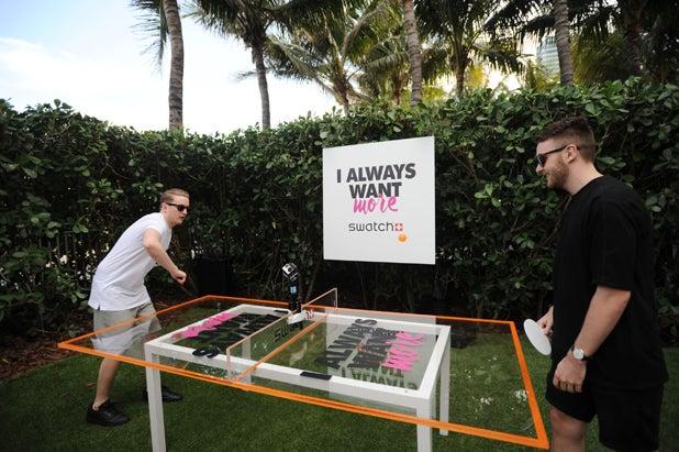 Disclosure Ping Pong