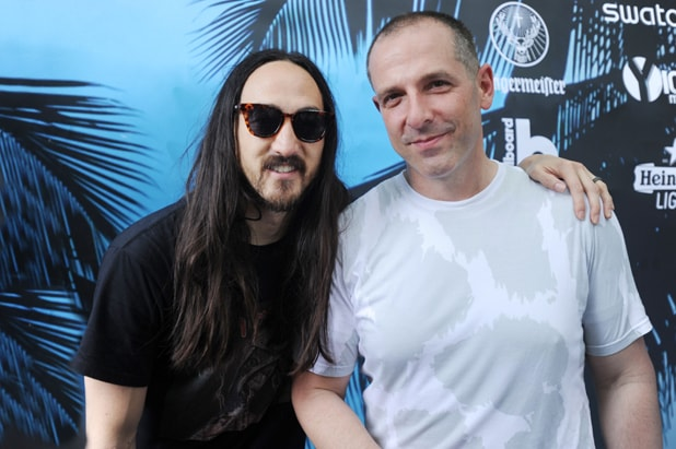 teve Aoki Head of AR Ultra David Waxman