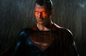 Batman V Superman Trailer Fight Heat Vision