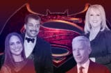 Batman v Superman Media Stars