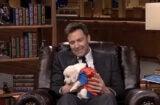 Ben Affleck Jimmy Fallon Pup Quiz