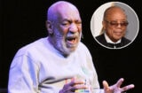 Bill Cosby and Quincy Jones