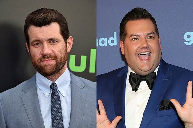 Billy Eichner Ross Matthews