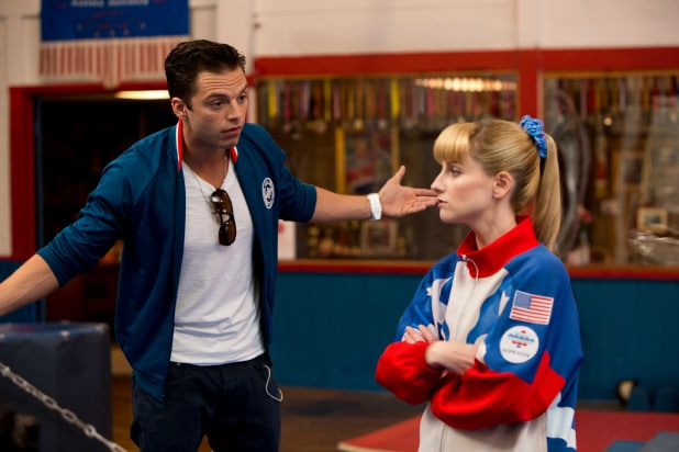 The Bronze film: Melissa Rauch plays self-absorbed