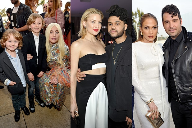 Daily Front Row Lady Gaga The Weeknd Jennifer Lopez