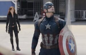 Captain America Spider-Man Civil War trailer