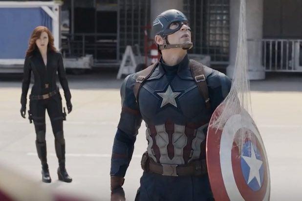 Captain America Spider-Man Civil War trailer