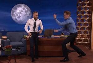 Conor McGregor on Conan O'Brien