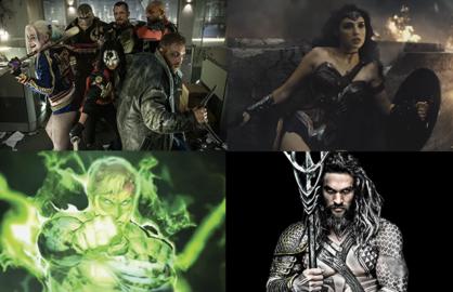 DC Comics Upcoming Slate