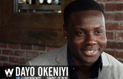 Dayo Okeniyi Shades of Blue Wrapid Fire