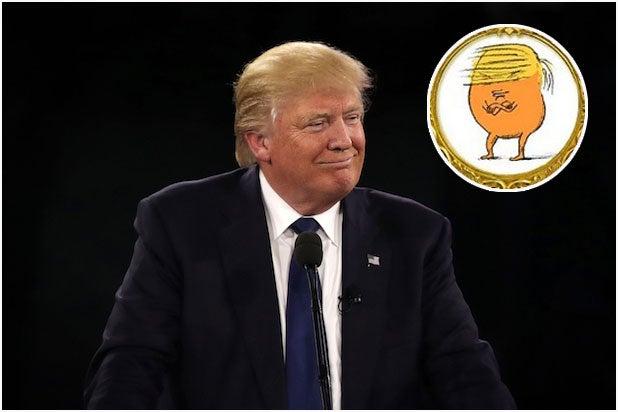 Donald Trump Children Book