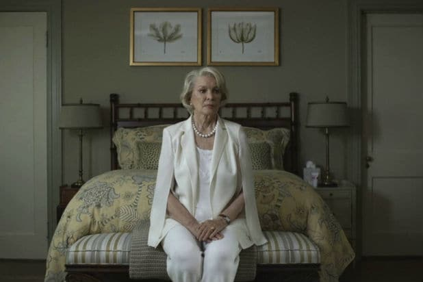 Elleb Burstyn House of Cards