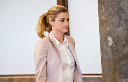 Erin Andrews Court Appearance