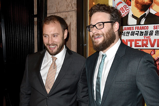 Evan Goldberg, Seth Rogen