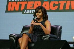 Michelle Obama SXSW