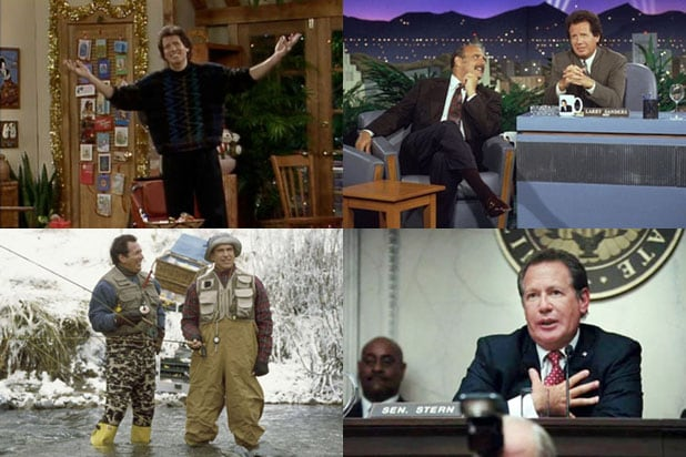 Garry Shandling Greatest Roles