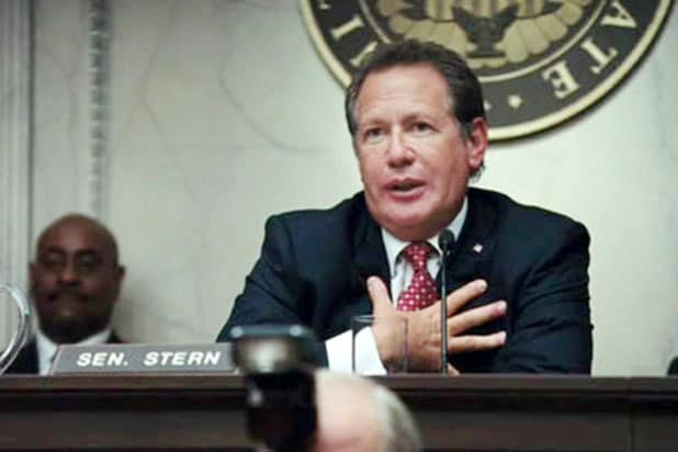 Garry Shandling Iron Man 2