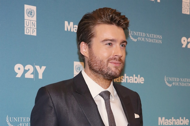 Mashable Blog Founder and CEO Pete Cashmore