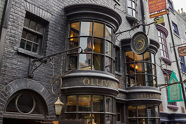 Harry Potter Ollivanders