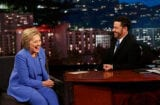 Hillary Clinton on Kimmel