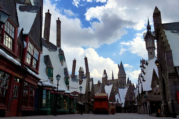 harry potter universal hollywood review