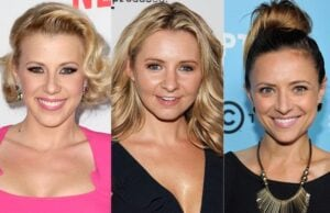 Hollywood Darlings Jodie Sweetin Beverley Mitchell Christine Lakin