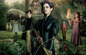 Miss Peregrine's Home for Peculiar Children trailer poster