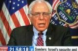 Bernie Sanders Slams 'Bad' Israel After Skipping Pro-Israel Lobby Gathering