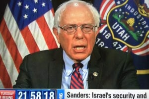 Bernie Sanders Slams 'Bad' Israel After Skipping Pro-Israel Lobby Gathering