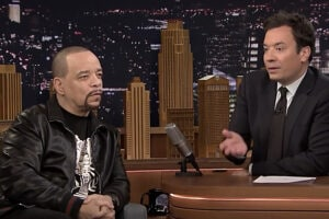 Ice T on Jimmy Fallon