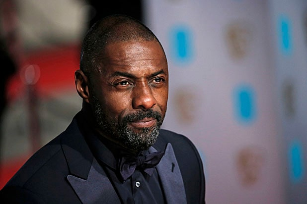 Idris Elba British Academy Film Awards