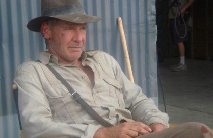 Indiana Jones 5 Harrison Ford Steven Spielberg